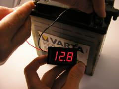 Digital voltmeter dc4-30v