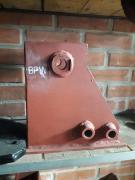 Кронштейн, тумба кріплення осі напівпричепа до рами BPW SAF MB і т