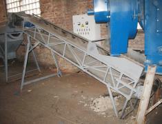 Линия сушки и фракционирования песка, сушка песка оборудование