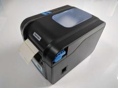 Недорого термопринтер этикеток XP-370B (есть отделение этикеток)