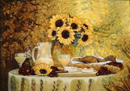 Pictures of amber - still Lifes