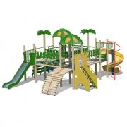 Playgrounds, outdoor fitness equipment, stadium equipment
