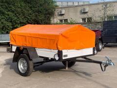 Продається причіп для авто Лев 2000х1300 мм від виробника