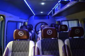 Seats for buses Crafter Volkswagen LT Mercedes-Benz Sprint