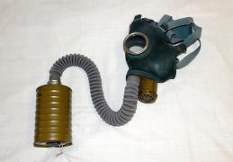 Sell gas mask GP-4U Respirator Green elephant