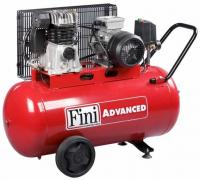 The compressor piston 365 l/min MK 103-90-3M Fini Italy
