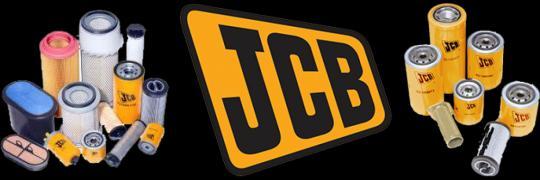 запчастини та комплектуючі для техніки JCB